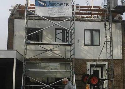 Jaspers Timmerbedrijf DAKKAPELLEN, NOKVERHOGINGEN EN KOZIJNEN
